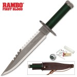 Rambo first blood knife
