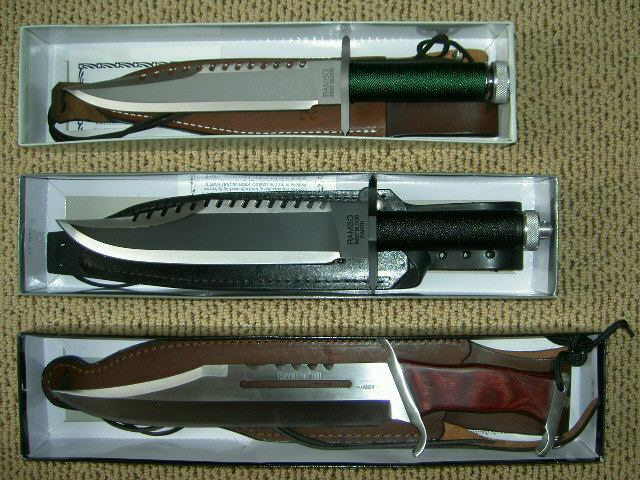 The Rambo 3 knife looks awesome but is it functional?