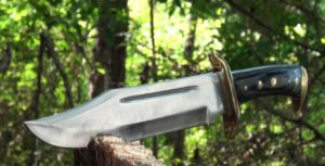 Western Outlaw bowie knife