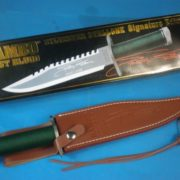 Rambo first blood knife with box