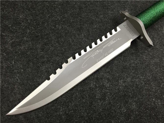 Rambo First Blood knife – Rambo Knife